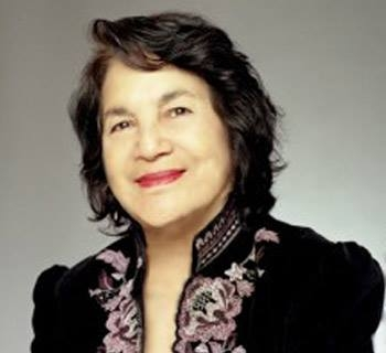 Dolores Huerta, Co-Founder, United Farmer Workers