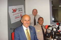 Los Angeles Sheriff Lee Baca